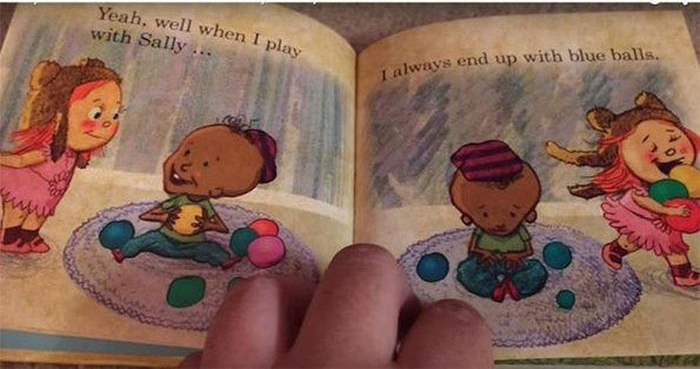 Kids Probably Shouldn't Be Reading This Dirty Book