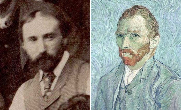 This May Be The Only Photo Ever Taken Of Vincent Van Gogh