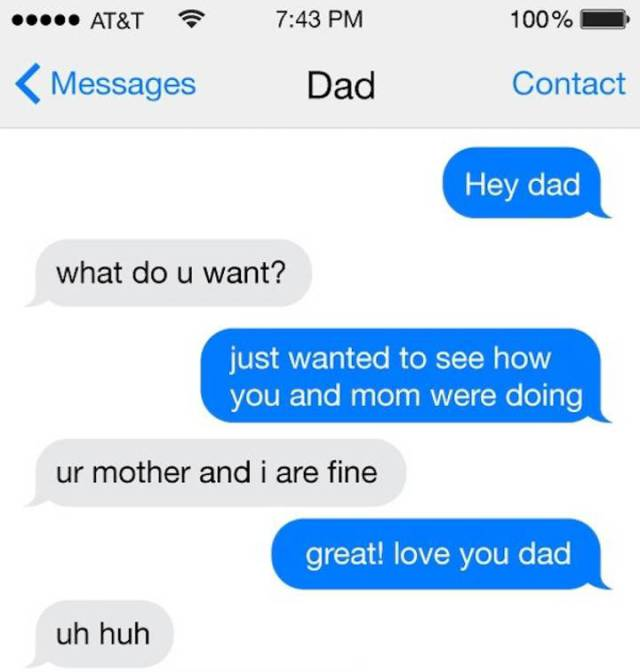 Son Gets Schooled Big Time When He Tries To Play A Prank On His Dad