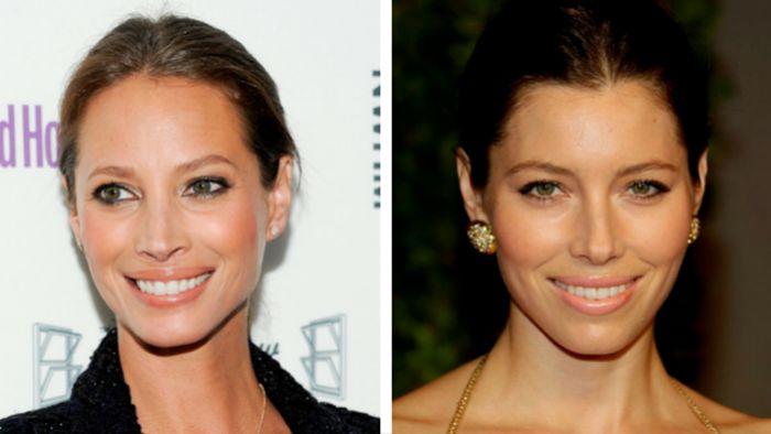 Celebrity Lookalikes 10 Celebrities Who Look Like Other