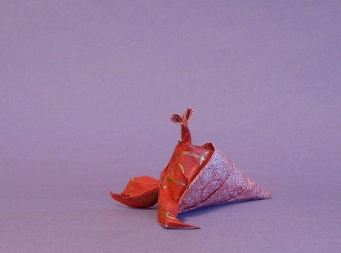 Akira Yoshizawa Is The Grandmaster Of Origami