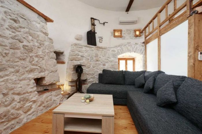 This 250 Year Old Croatian Tower Was Transformed Into A Beautiful Home