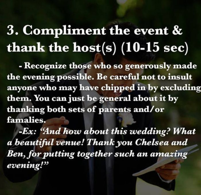 How To Give The Perfect Speech When You're The Best Man At A Wedding