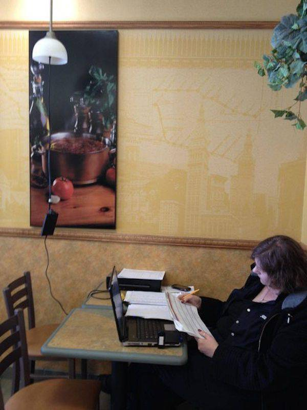 People Who Found Funny Places To Charge Their Phones