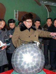 North Korea Claims They've Developed Miniaturized Nuclear Weapons