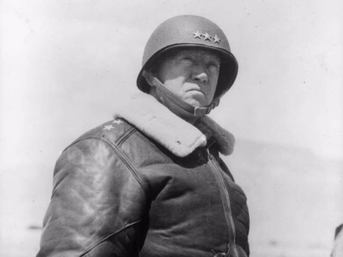 Inspirational Quotes From The Mind Of General George S. Patton