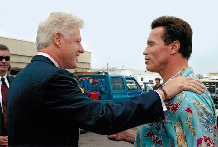 A Look Back At Arnold Schwarzenegger's Life So Far In Photos