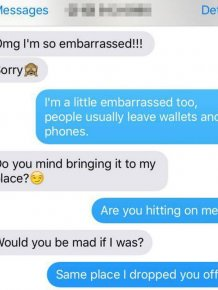 Girl Gets Embarrassed After Leaving A Personal Item In A Lyft Driver's Car