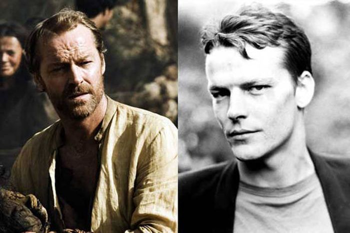The Cast From Game Of Thrones Back In The Day And Today