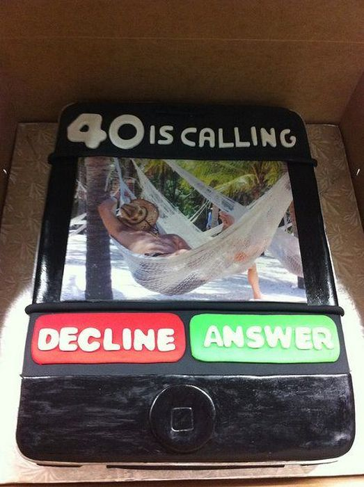 Creative Cakes That Are Just Too Funny To Eat