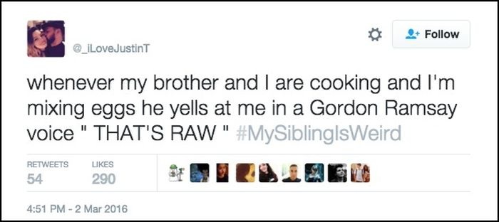 Jimmy Fallon's Viewers Share Strange Stories About Their SIblings