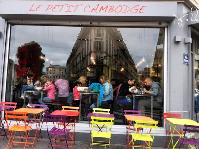 Le Petit Cambodge Opens For The First Time Since The Paris Attacks
