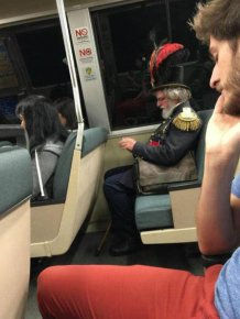 Commuting Opens You Up To A Whole New World Of Weirdness