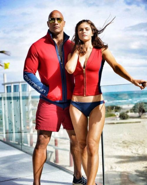 Alexandra Daddario Is One Of Hollywood's Hottest Actresses
