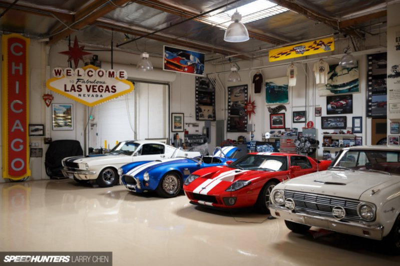 collector car garage ideas - Jay Leno s Garage Cool Car Collection