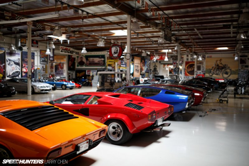 Jay Leno Car: Jay Leno's Garage - Cool Car Collection
