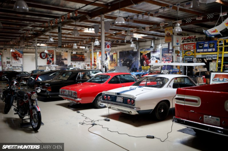 garage hobby ideas - Jay Leno s Garage Cool Car Collection