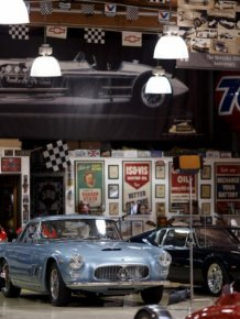 Jay Leno's Garage - Cool Car Collection