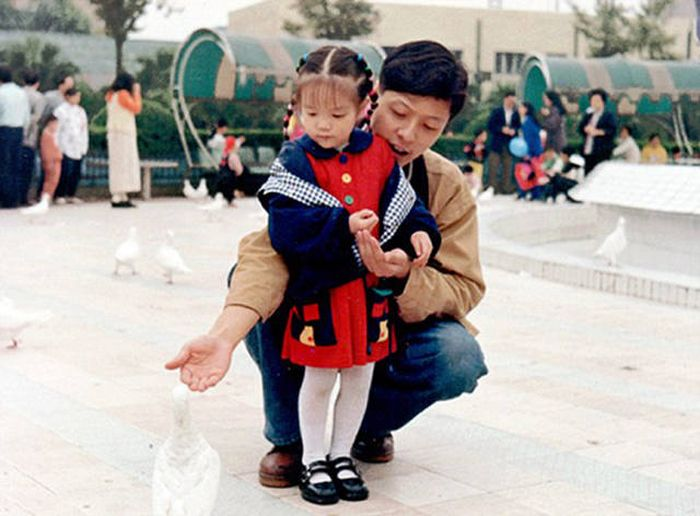 You Won't Be Able To Tell Who Is Who Because This Chinese Family Doesn't Age