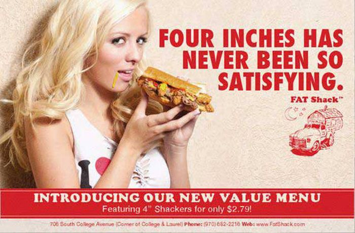 Hilarious Advertisements That Get Their Point Across Real Quick