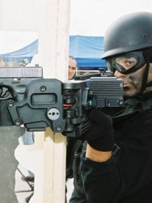 High-Tech Weapons That Prove The Future Is Now
