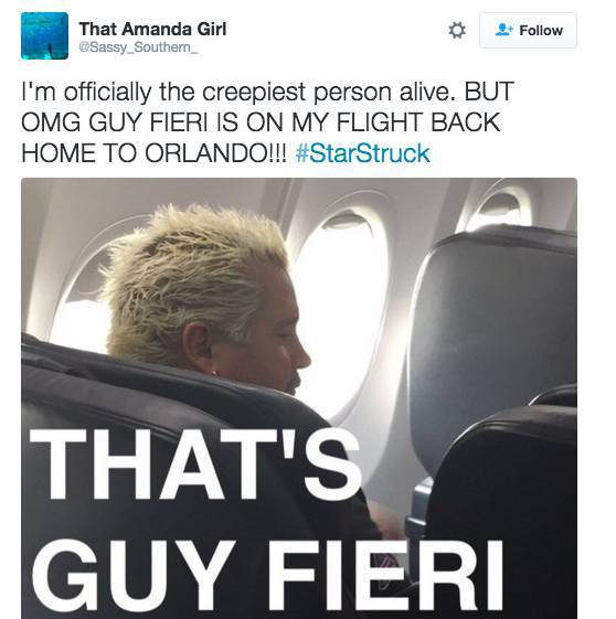 Random Celebrities Who Got Spotted On Airplanes
