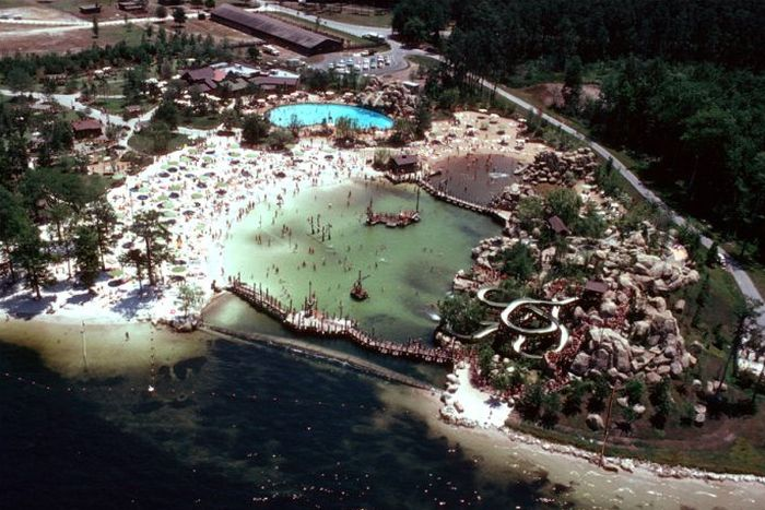 Disney's Abandoned Water Park Is Far From The Happiest Place On Earth