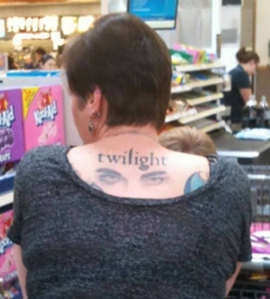 Tattoos That Came With A Lifetime Of Regret