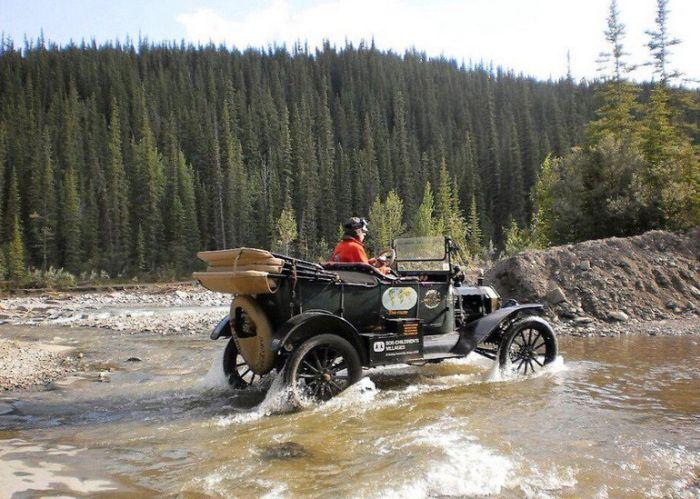 This 100 Year Old Car Still Runs Great
