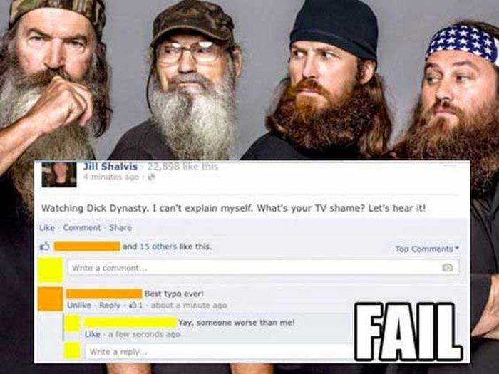 Facebook Fails That Deserve An Award For Being So Bad