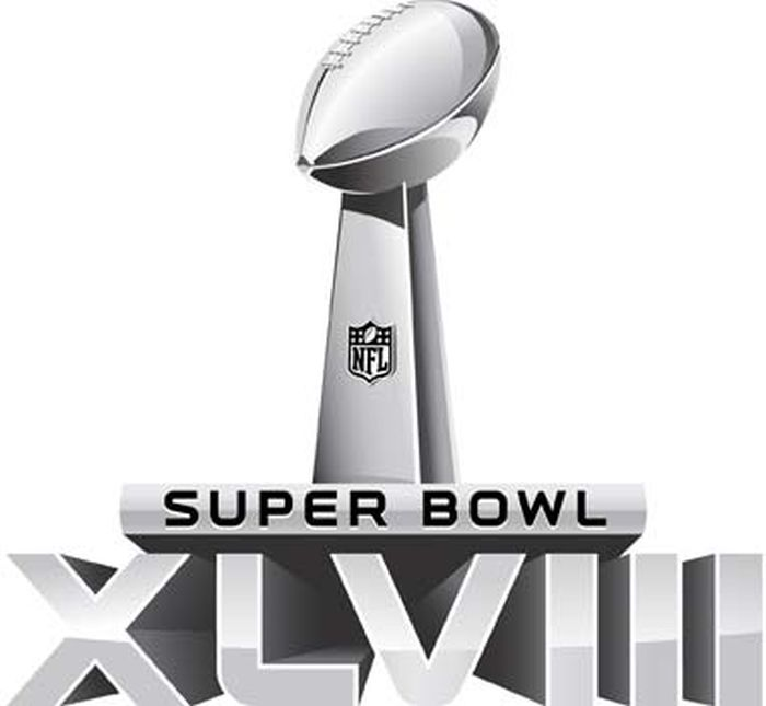 NFL Super Bowl Logos From The Biggest Games In The History Of Football