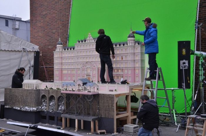 A Behind The Scenes Look At Some Of Hollywood's Most Iconic Miniature Sets