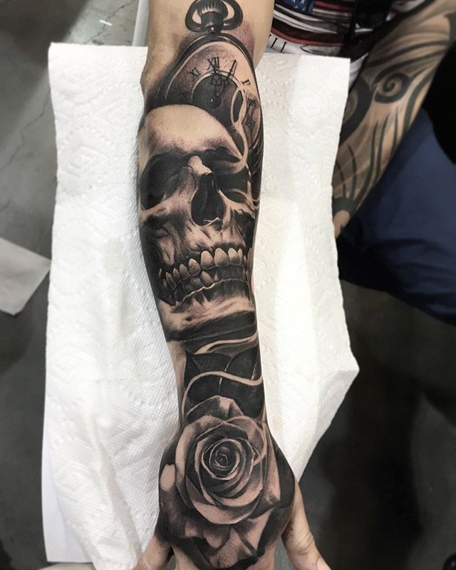 Fred flores creates some truly epic tattoo art art for Fred flores tattoo
