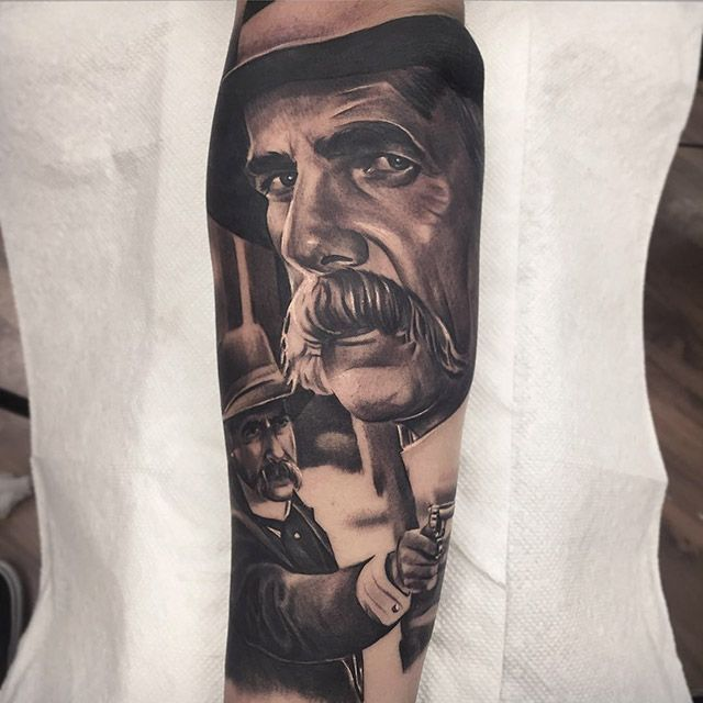Fred Flores Creates Some Truly Epic Tattoo Art