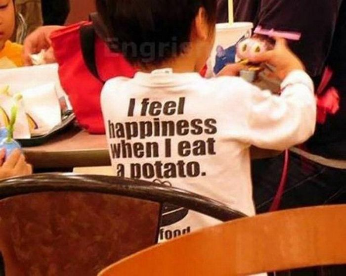 Funny Translation Fails That Created Ridiculous T-Shirt Quotes