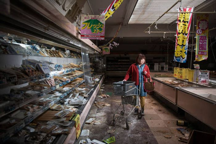 Fukushima Is Now A Terrifying Ghost Town