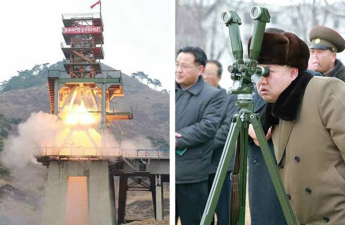 North Korea Completes Tests On A New Rocket Engine