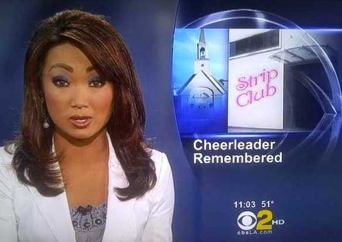 Hilarious TV Freeze Frames That Definitely Deserve Your Attention