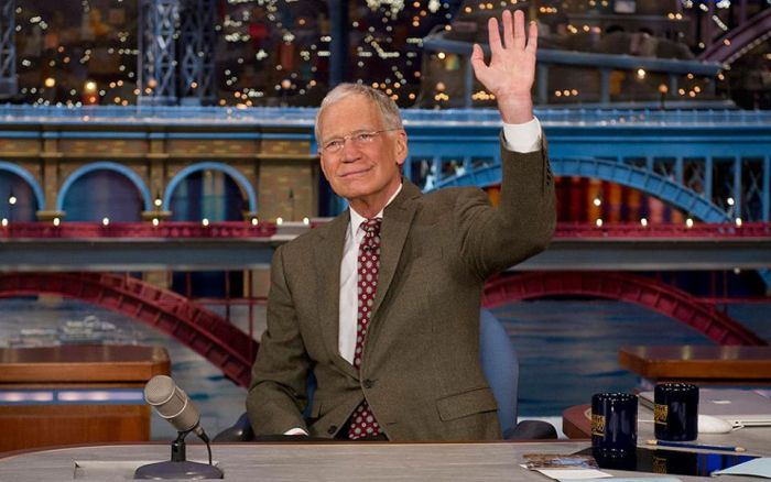 David Letterman Has Drastically Changed His Look Since He's Retired
