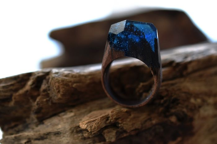 This Unique Wooden Ring Is Unlike Anything You've Ever Seen