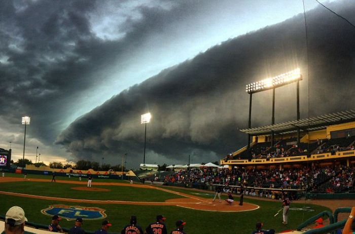 Breathtaking Photos Show Storm Clouds That Look Eerily Familiar