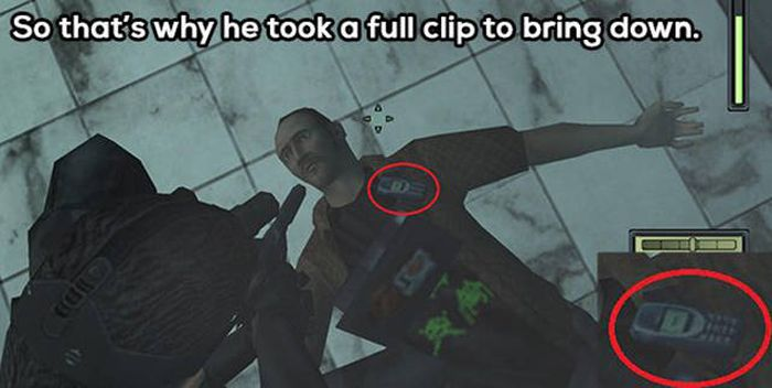 Gamers Will Know What's Up These Pics