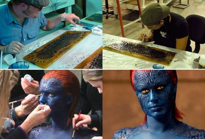 See How The Mutants Came To Life In X-Men: The Last Stand