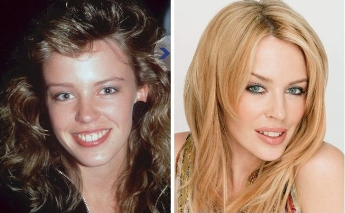 Awesome Throwback Pictures Show Celebrities During Their Younger Years