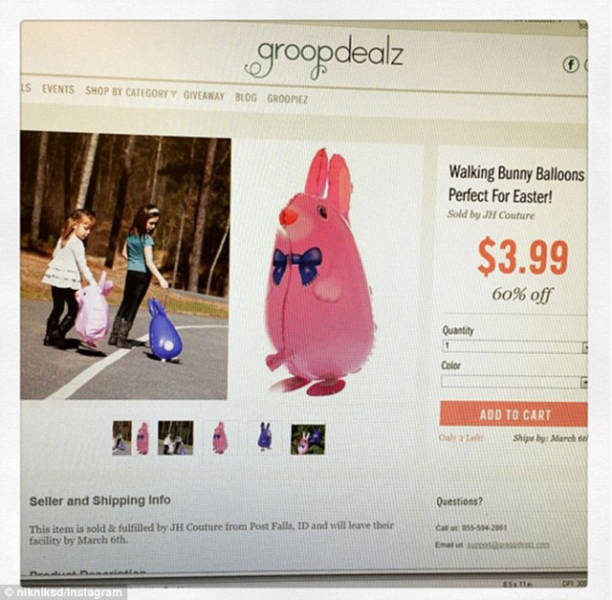 A Collection Of Awkward, Awesome And Exciting Easter Fails