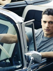 Wentworth Miller Shares An Inspirational Message With His Fans