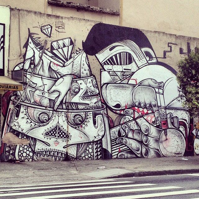 The Duo Of How And Nosm Make Ridiculously Awesome Art