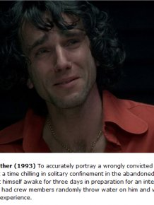 Daniel Day Lewis Is The Ultimate Method Actor