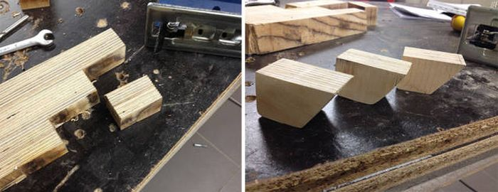 This Student Crafted An Amazing Handmade Wooden Computer Case
