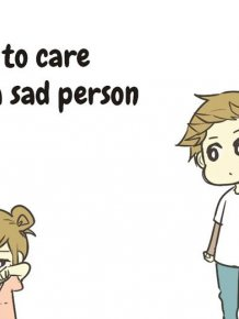 Tips That Will Help You Take Care Of A Sad Person